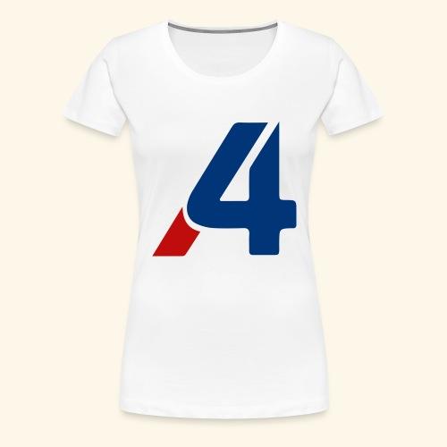 A4 - Camiseta premium mujer