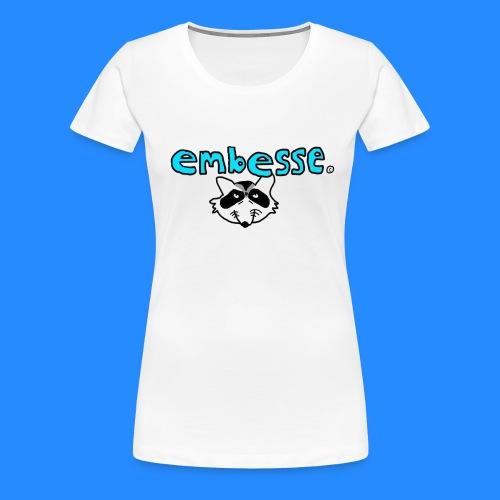 embbig png - Women's Premium T-Shirt