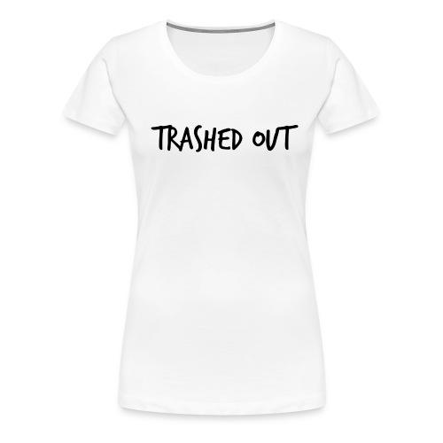 Transparent Name png - Women's Premium T-Shirt