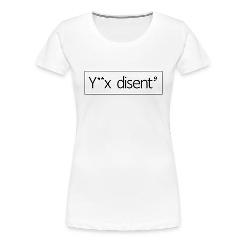 Remake t-shirt - T-shirt Premium Femme