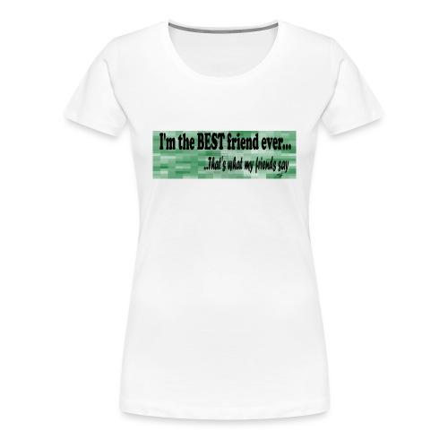 MOOD PHRASES - Camiseta premium mujer