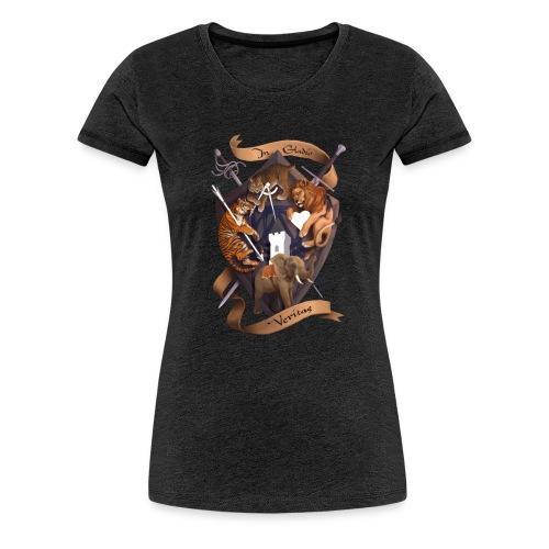 In Gladio Veritas - Women's Premium T-Shirt