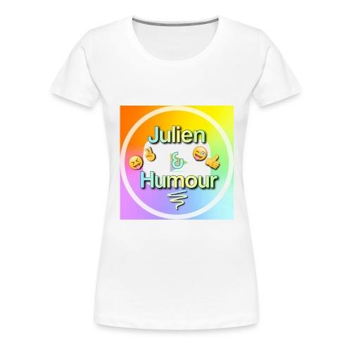 11899349 1652322044983609 577860677 o 1 jpg - T-shirt Premium Femme