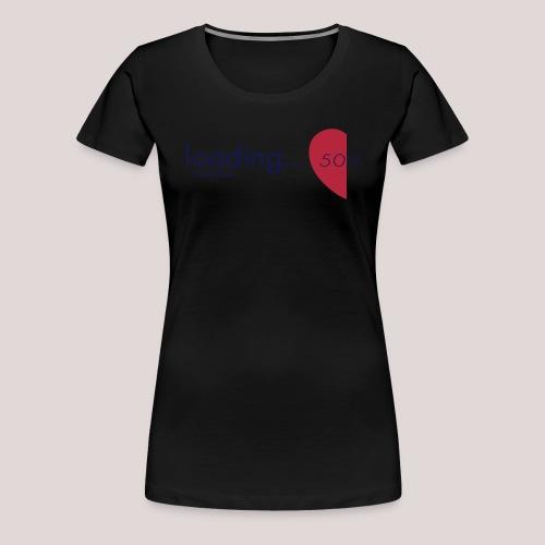 Loading - Maglietta Premium da donna