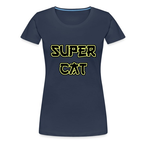 Super Cat - Frauen Premium T-Shirt