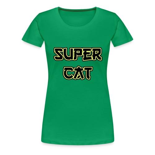 Super Cat - Frauen Premium T-Shirt