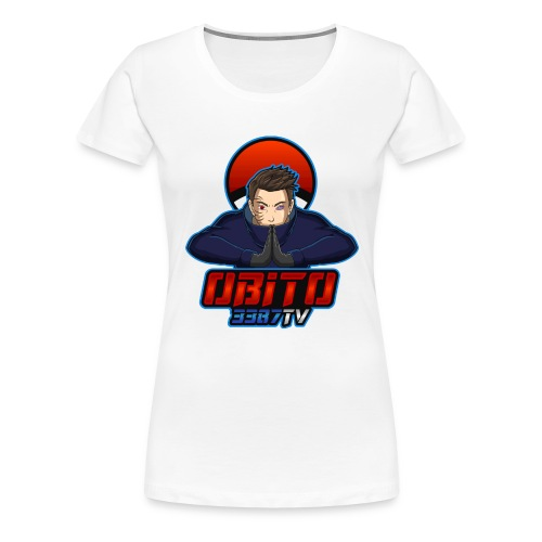 Obito3387 TV - Frauen Premium T-Shirt