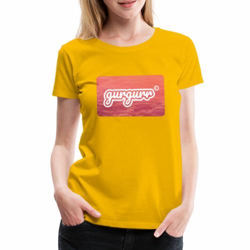 Cloudy Pigeon - Frauen Premium T-Shirt