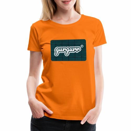 Tiler Pigeon - Frauen Premium T-Shirt