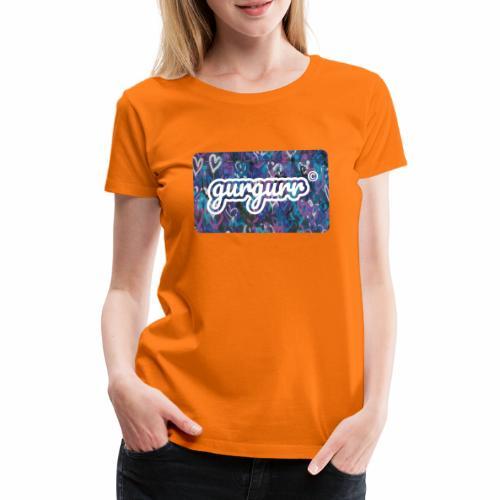 Pigeon Of Hearts - Frauen Premium T-Shirt