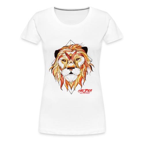ALION - Vrouwen Premium T-shirt