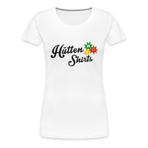 huettenshirts large png - Frauen Premium T-Shirt