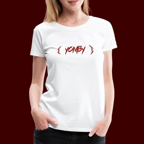 العين Y eyes - T-shirt Premium Femme