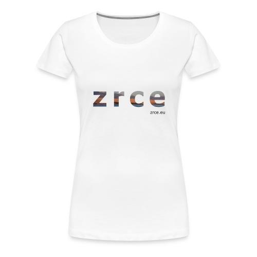 zrce7 png - Frauen Premium T-Shirt