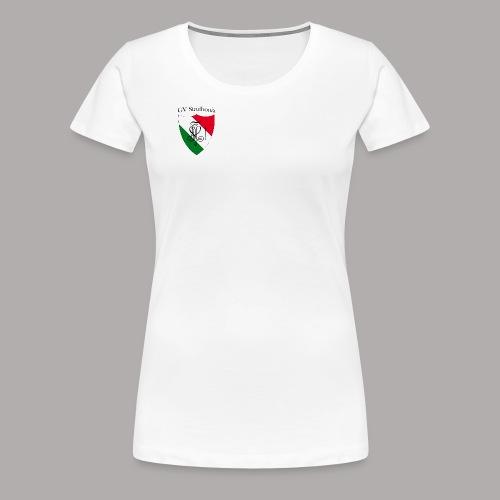 Wappen Struthonia (vorne) - Frauen Premium T-Shirt