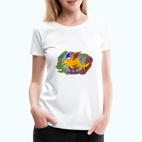 80s comic - Women's Premium T-Shirt