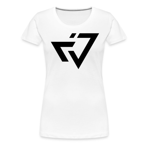 CVM logo - Vrouwen Premium T-shirt