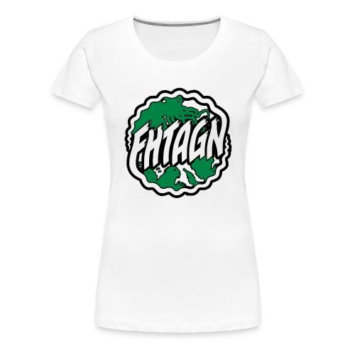 FHTAGN - Frauen Premium T-Shirt