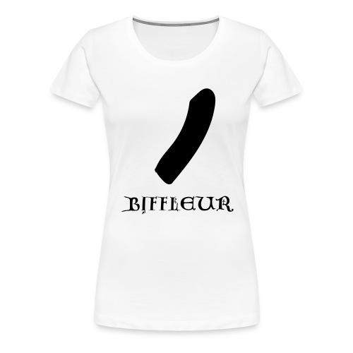 biffleur - T-shirt Premium Femme