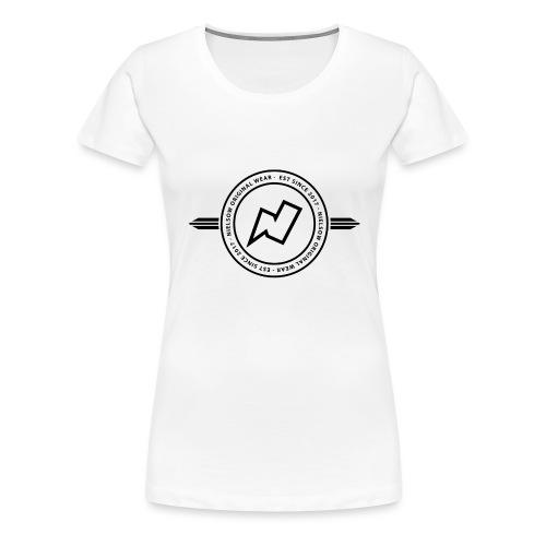 Merch Niels png - Vrouwen Premium T-shirt