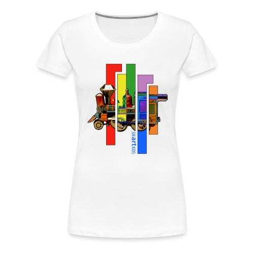 smARTkids - Coco Locomofo - Women's Premium T-Shirt