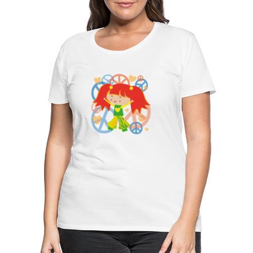 Happy Meitlis - Be Happy - Frauen Premium T-Shirt