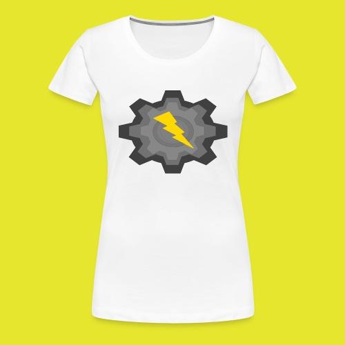 kugg - Premium-T-shirt dam