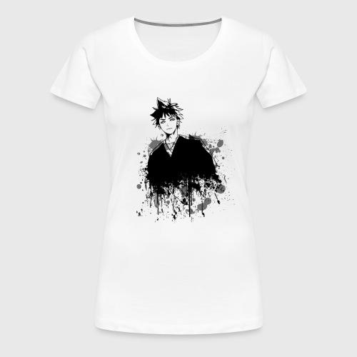 Ink Samourai - T-shirt Premium Femme