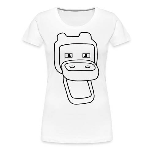 Block League official - Vrouwen Premium T-shirt