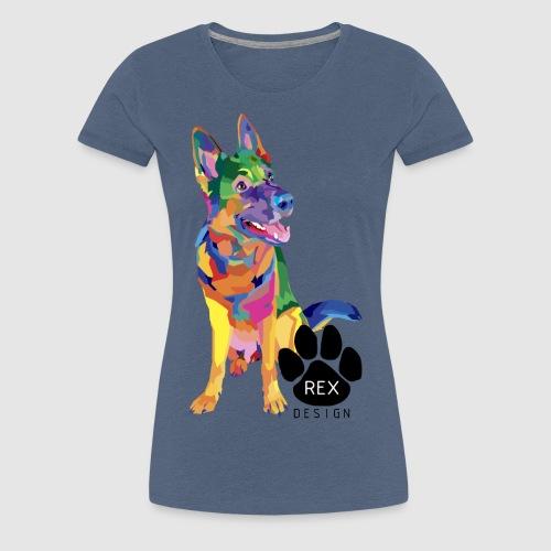 Here For You - Women's Premium T-Shirt