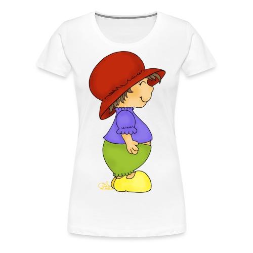 Gnubbelinchen - Frauen Premium T-Shirt