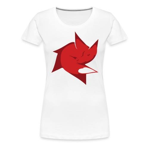 Skecon_logo - Premium-T-shirt dam