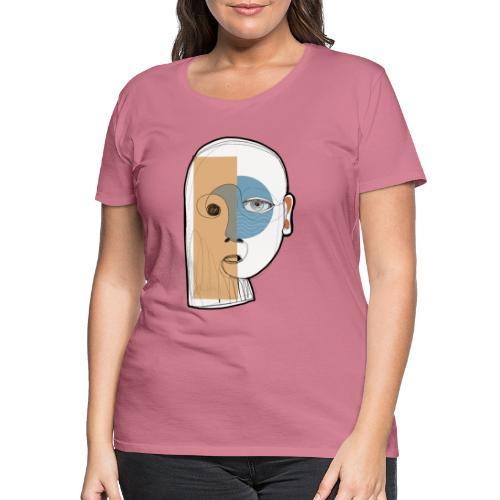 portrait - Maglietta Premium da donna