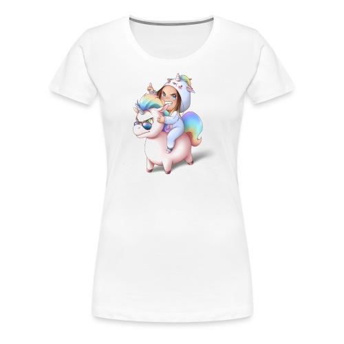 Ella und Egon - Frauen Premium T-Shirt