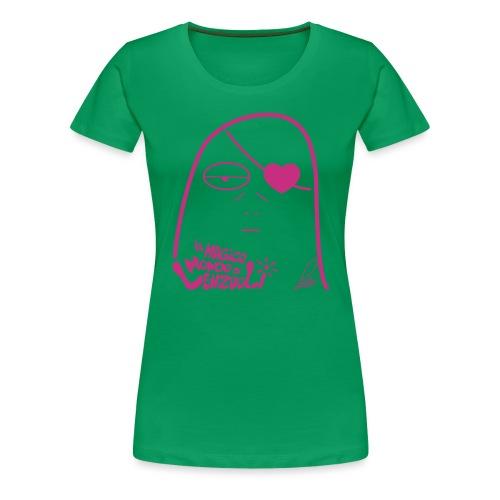 Lenzuolo Pirata - Maglietta Premium da donna
