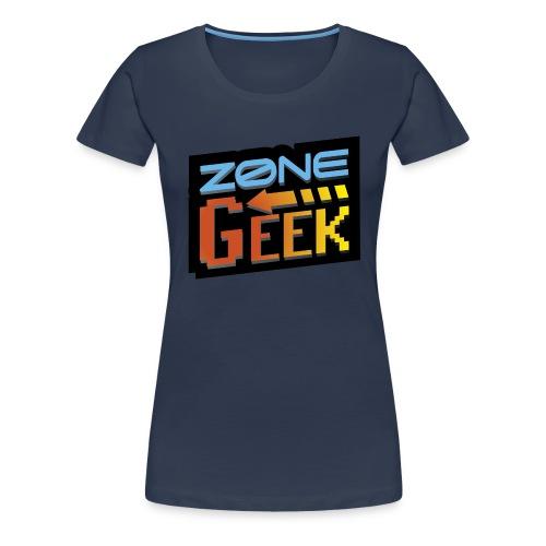 NEW Logo T-Shirt Femme - T-shirt Premium Femme