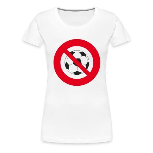 no foot grand png - T-shirt Premium Femme