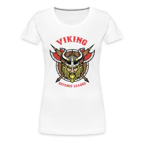 Viking League - Women's Premium T-Shirt