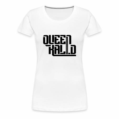 KALI LOGO BLACK - Women's Premium T-Shirt