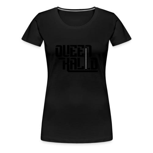 KALI LOGO BLACK - T-shirt Premium Femme