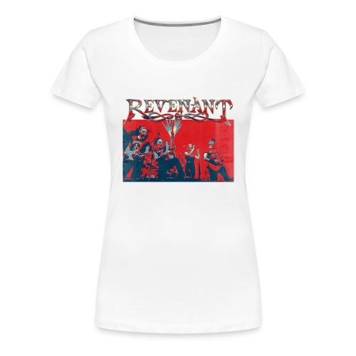 gurn pop art tee copy - Women's Premium T-Shirt