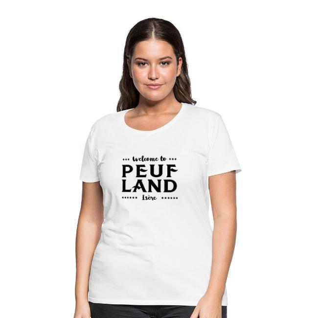 Peuf Land 38 - Isère - Black