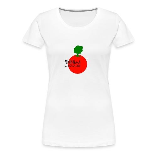 fukushima mon amour - Maglietta Premium da donna