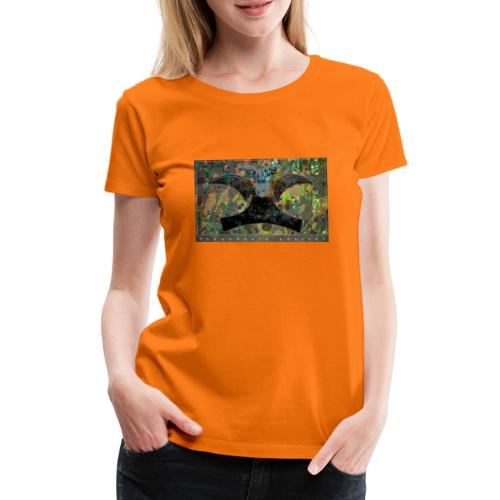 Blue Mojitos (jade) - Women's Premium T-Shirt