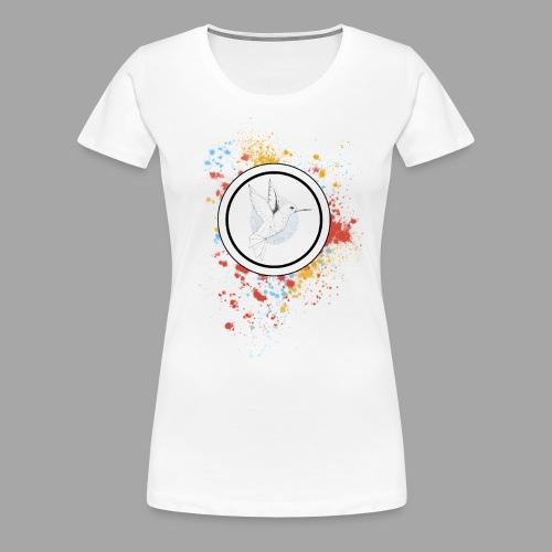 Ton âme qui veille - La valse à mille points - T-shirt Premium Femme