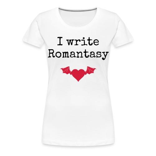 i_write_romantasy - Women's Premium T-Shirt
