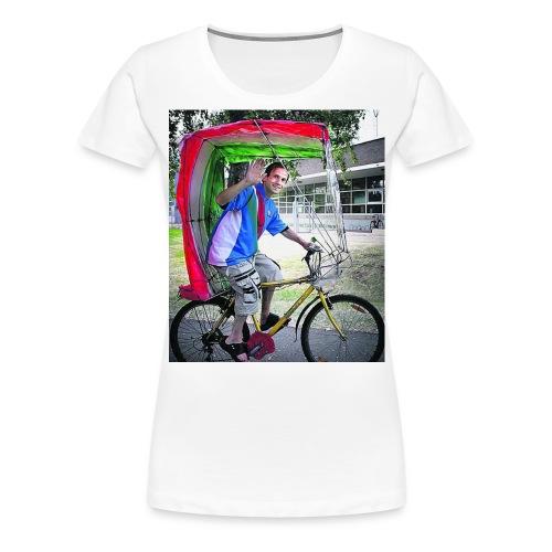 Became a phenomenon, Merla Jerome Gym & Training - Women's Premium T-Shirt