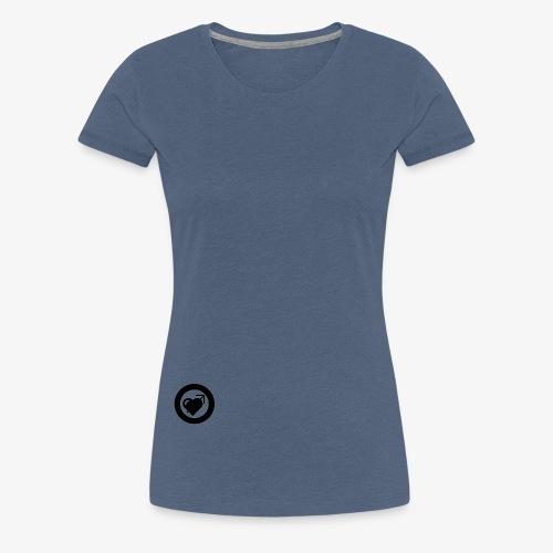 LOOVE (SS18) - Maglietta Premium da donna