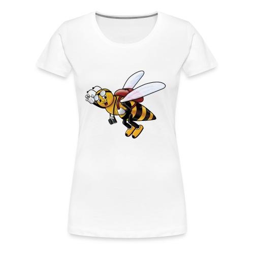 Reisebiene - Frauen Premium T-Shirt