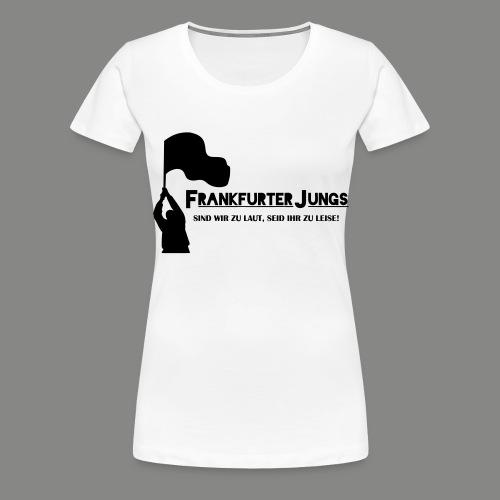 frankfurter_jungs - Frauen Premium T-Shirt